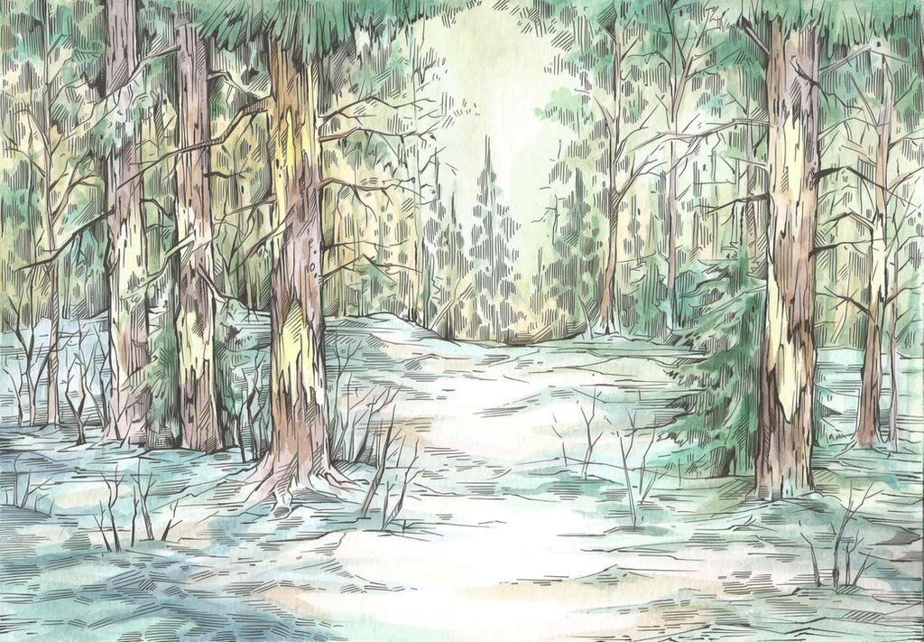 Early Winter by Taski-Guru