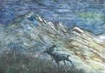 Misty Mountains Cold by Taski-Guru
