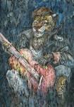 George Michael by Taski-Guru