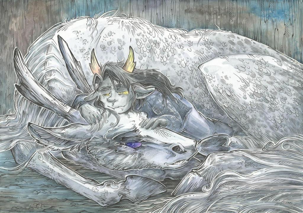Sleep, sweetie by Taski-Guru
