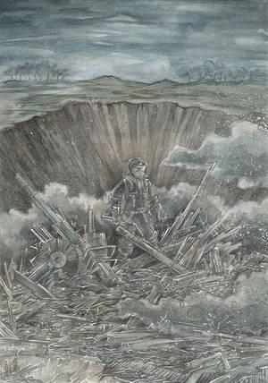 Pit of War by Taski-Guru