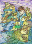 Numel Herd by Taski-Guru