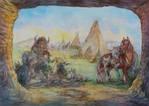 Piccaninny Camp by Taski-Guru