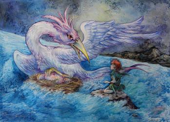 NeverBird by Taski-Guru