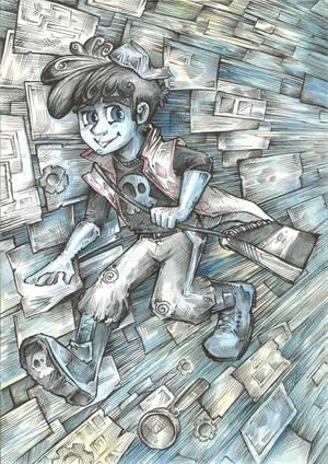 Virink Boy by Taski-Guru