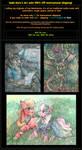 Art sale! (60$ for piece) International shipping! by Taski-Guru