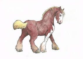 Horse Adopt #1 (only 6$) [SOLD] by Taski-Guru