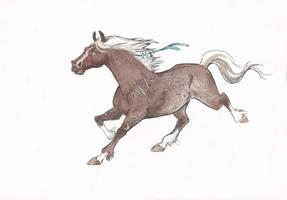 Horse Adopt #3 (only 6$) [SOLD] by Taski-Guru