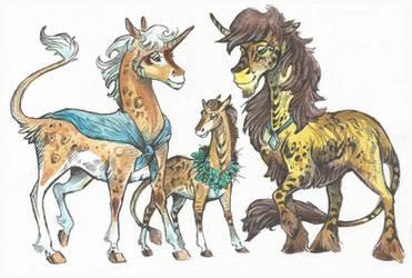 Unicorn (Family) Adopt #27 (10$) [SOLD]