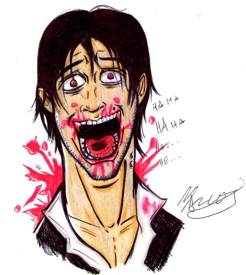 Vampiro Enfermo/Sick Vampire by MarcosGarea on DeviantArt