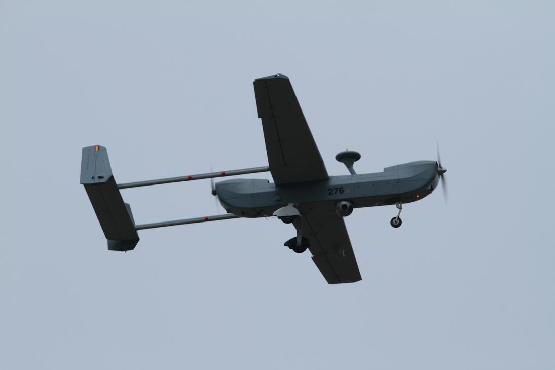 Israel Aircraft Industries (Eagle) B-Hunter by PlaneSpotterJanB