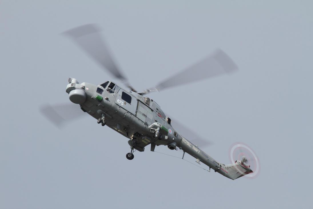 Westland WG-13 Lynx HMA8DAS by PlaneSpotterJanB