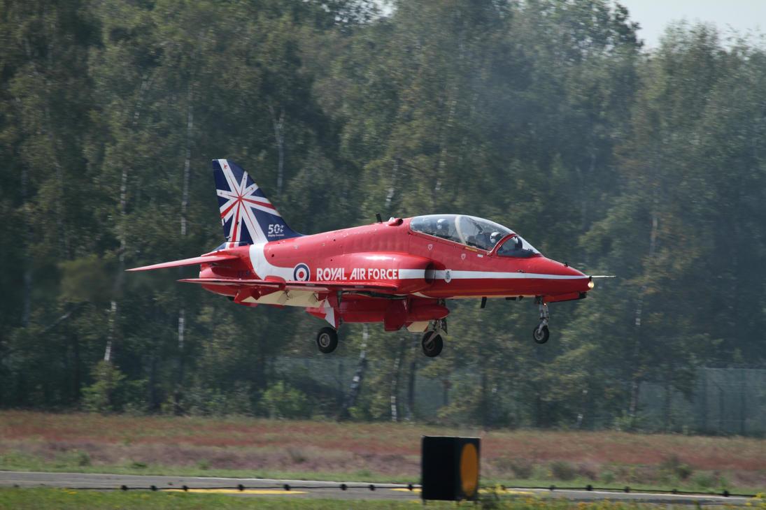 British Aerospace Hawk T1W by PlaneSpotterJanB