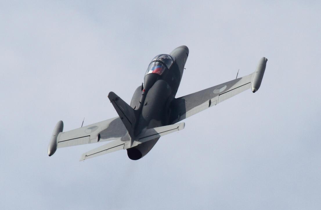 Aero L-159A ALCA by PlaneSpotterJanB