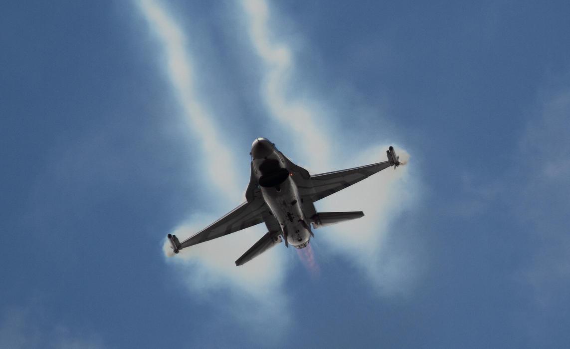 General Dynamics (SABCA) F-16AM Fighting Falcon by PlaneSpotterJanB