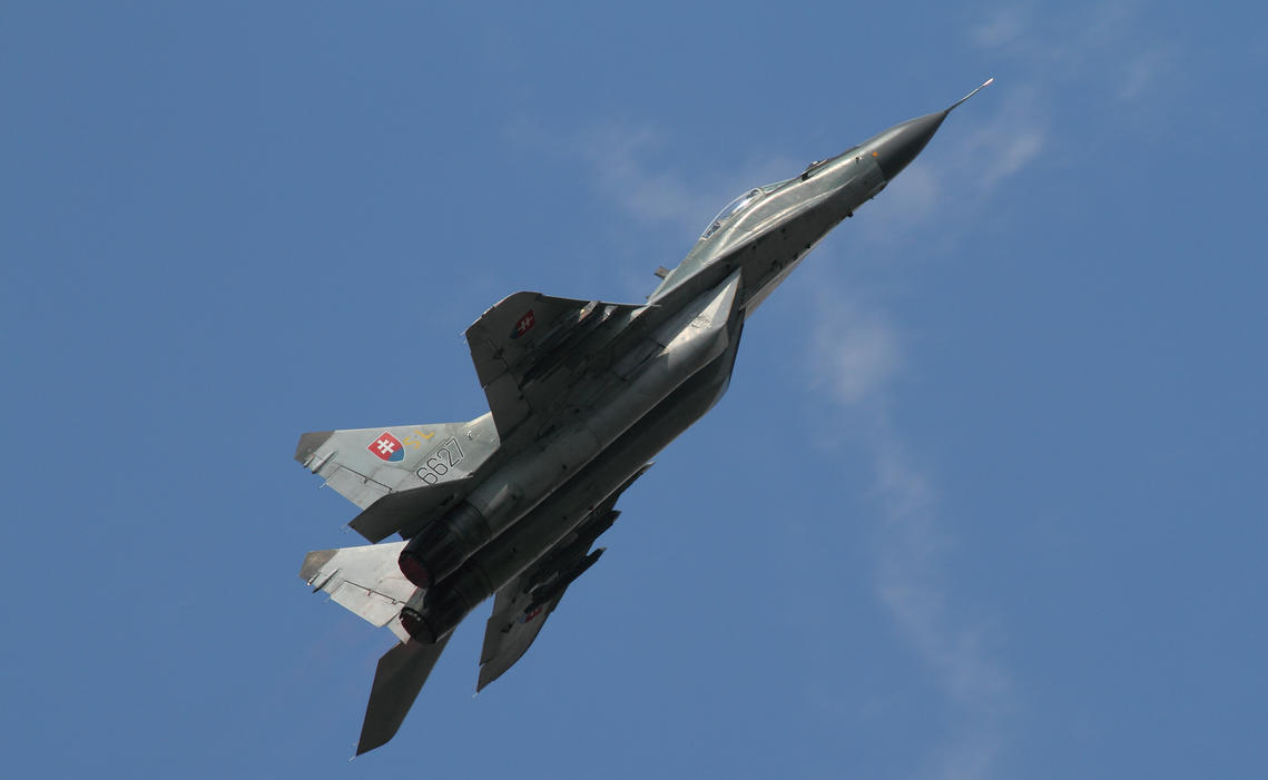 Mikoyan-Gurevich MiG-29AS by PlaneSpotterJanB