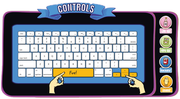 Controls-01 by AtrousArcturus
