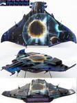 Tau Manta Supernova Scratched