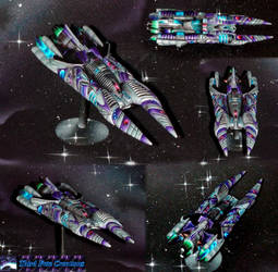 Cylon Piris Purple by Atropos907