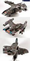 XCOM Valkyrie Dropship