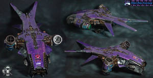 xcom assault craft: terminator HK repainted by Atropos907