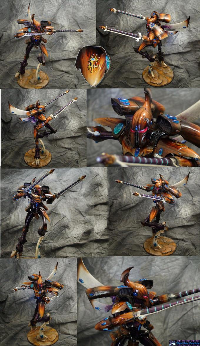 eldar revenant scorpion 1 by Atropos907