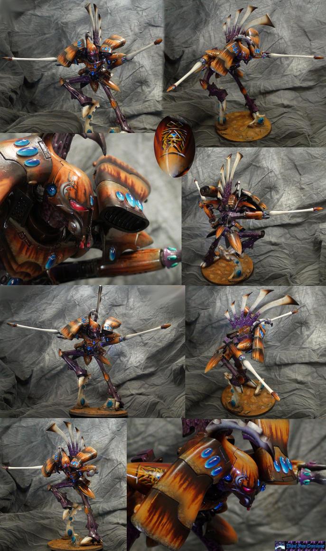 eldar revenant scorpion 2 by Atropos907