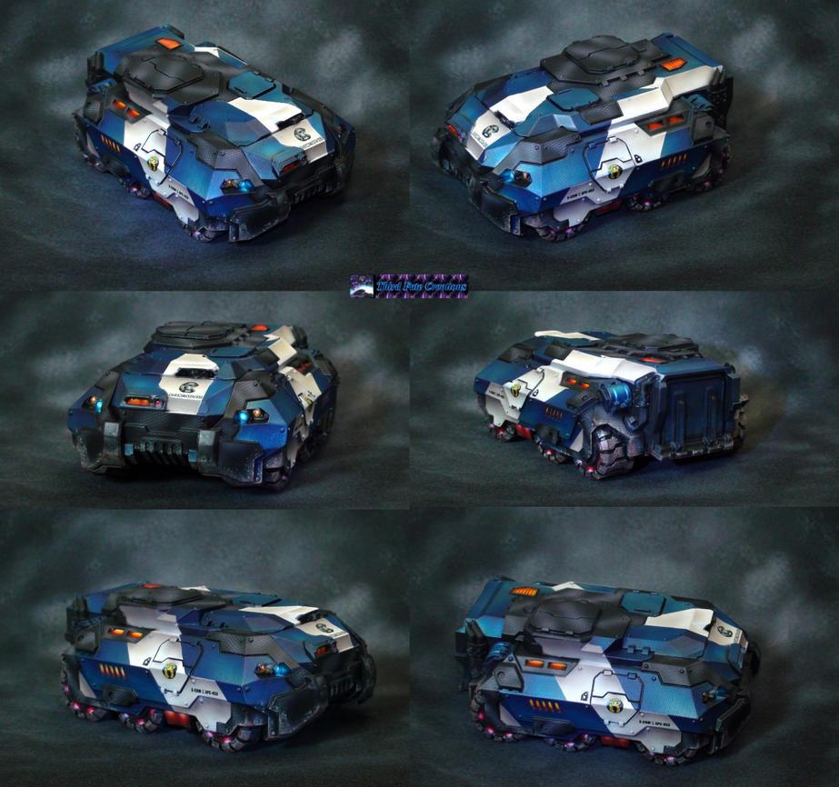 Taurus APC by Atropos907