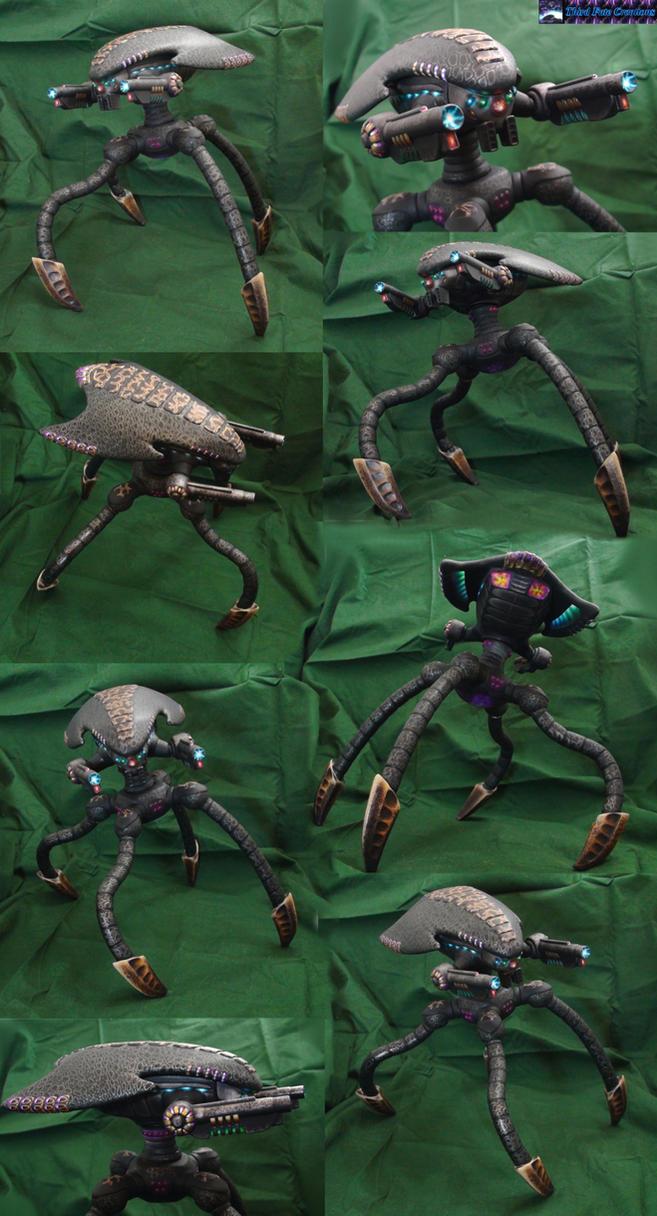 Alien Quadropod by Atropos907