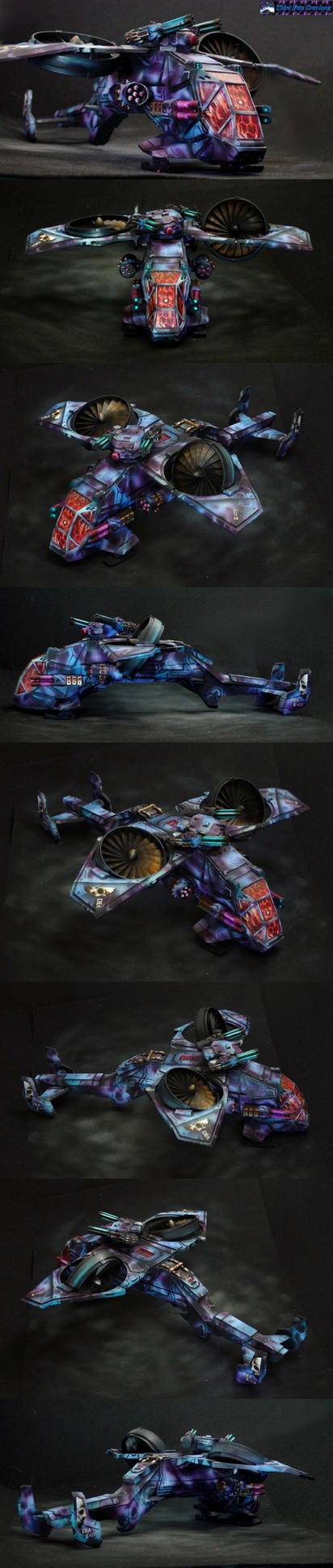 Data Enforcement Agency's Dragonfly mk2 by Atropos907