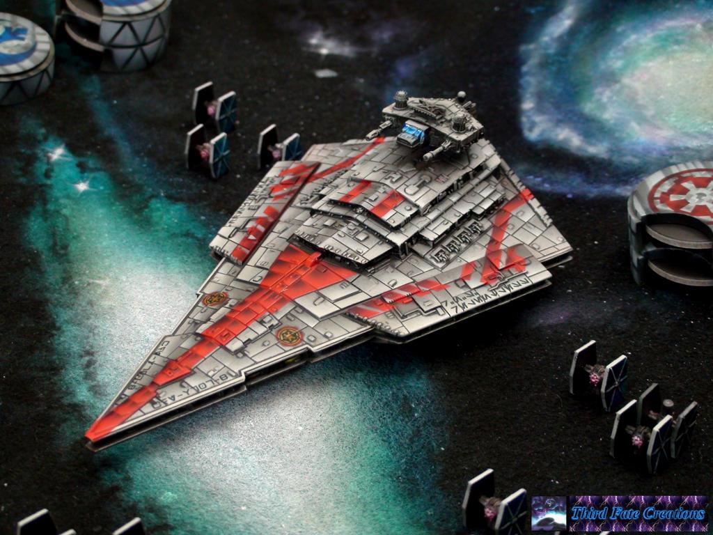 VSD Relentless: SW Armada 2 by Atropos907