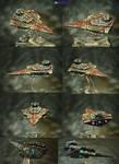 Victory Star Destroyer: SW armada modified