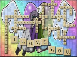 HazelxKit Scrabble Board by Hazel-Almonds