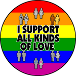 I Support All Kinds of Love