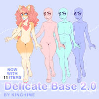 Delicat Base 2.0 (Patrons automatically get this!)