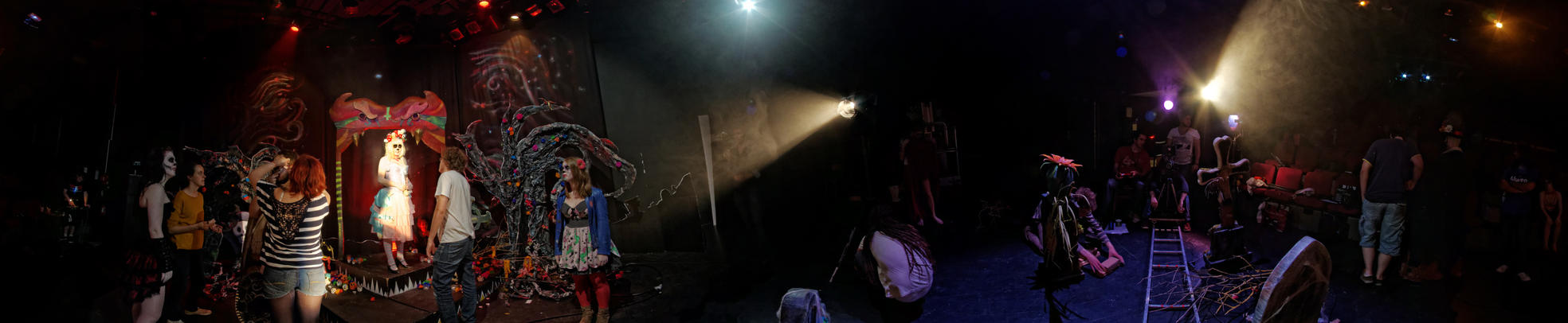 Panorama  los muertos de chanek by Tong4ri