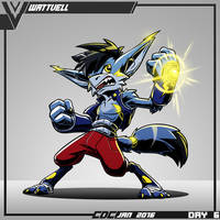 CDC DAY 06 - Wattvell by VexVersion