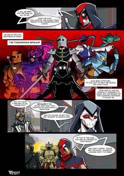 Nexus Sigma: Deviants and Dragons Pt4