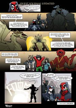 Nexus Sigma: Deviants and Dragons Pt6