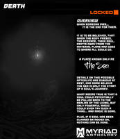MYRIAD: Death - Compendium Entry