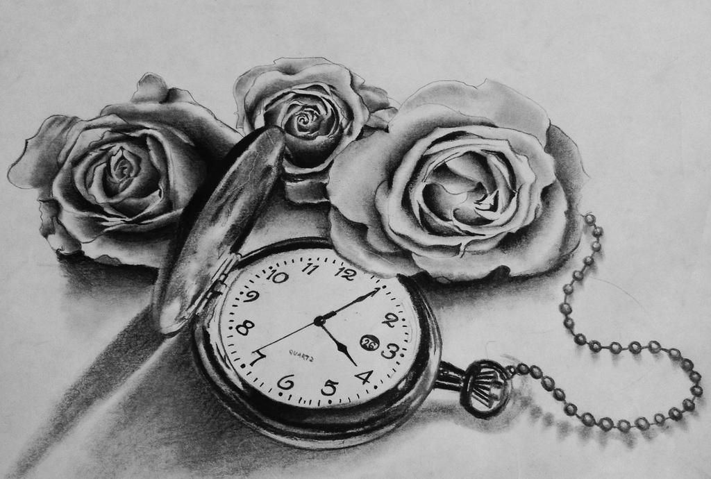 Go Back gt Gallery For Open Pocket Watch Tattoo