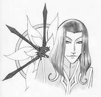 02 - Swordflower by sorceressakemi