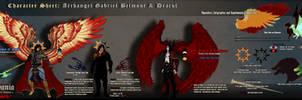 Character Sheet: Gabriel Belmont (Rebirth)