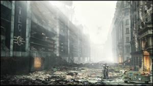 Fallout City by Crazy-Knife