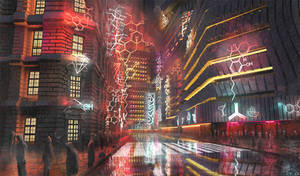 Pharmapunk Noir - The City of a Thousand Drugs