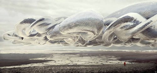 Greenland 2050 - Artificial Clouds
