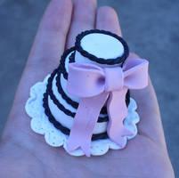 My Wedding Cake by paperfaceparade