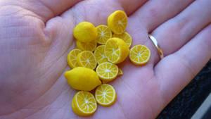 Lemon Cane Version 1.0 by paperfaceparade
