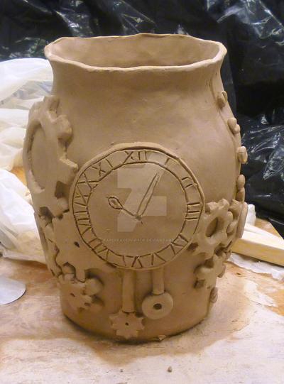 WIP: Ceramic Vase