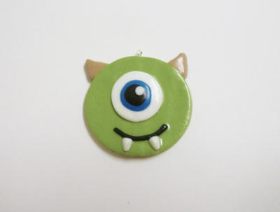 Mike Wazowski by paperfaceparade